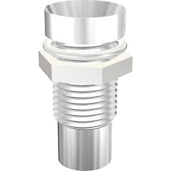 LED socket Metal Suitable for LED 5 mm Screw fixing Signal Const