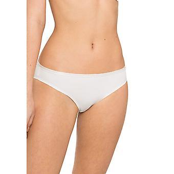 Maison Lejaby 5563M-801 Women's New Nuage Pur Lily White Briefs Knickers Bikini