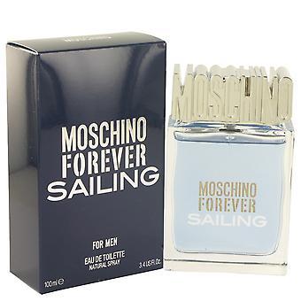 Moschino Forever segling Eau de Toilette 100ml EDT Spray