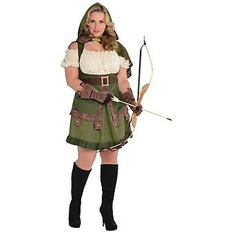 Amscan Robin Hodd Adult Costume for Adult (Babies and Children , Costumes)