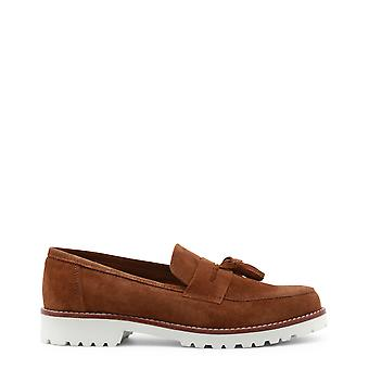 Made in Italia Women Moccasins Brown