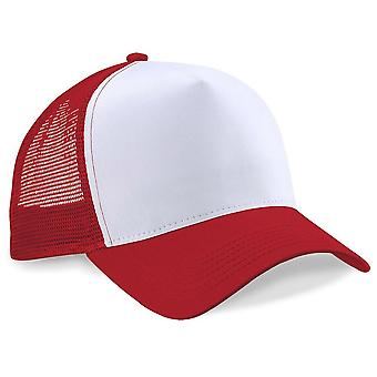 Beechfield Unisex Vintage snapin-Back Trucker hatt