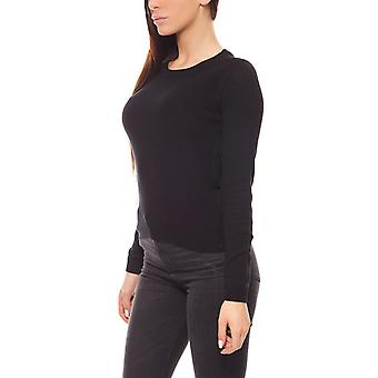 VERO MODA knitted sweater black