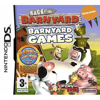 Tilbage til Barnyard (Nintendo DS)