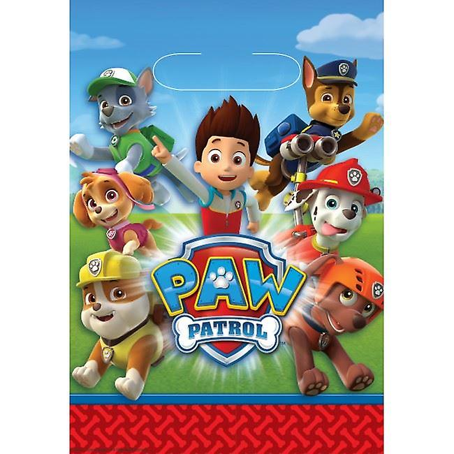 Pre Filled Paw Patrol Party Bag £1.65 - with FREE downloadable party games