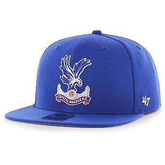 47 fire Snapback Cap - no. SHOT Crystal Palace FC royal
