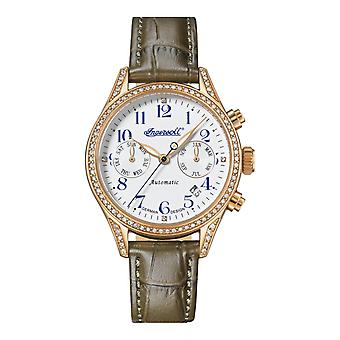 Ingersoll ladies watch wrist watch automatic Seminole IN7401RWH