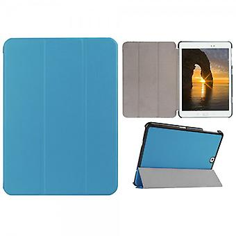 Smart cover case blue for Samsung Galaxy tab S2 9.7 SM T810 T815N