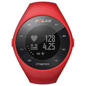 Polar Unisex Red M200 GPS M/L Wrist HR 90061217 Watch