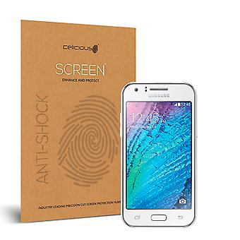 Celicious Impact Anti-Shock Screen Protector for Samsung Galaxy J1