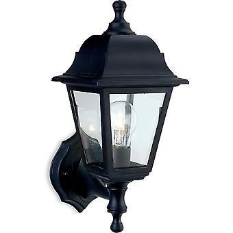 Firstlight Traditional Black Coach Outdoor Up / Down Lantern