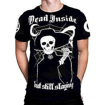 Restyle - Dead Inside But Still Slaying - Unisex T-Shirt