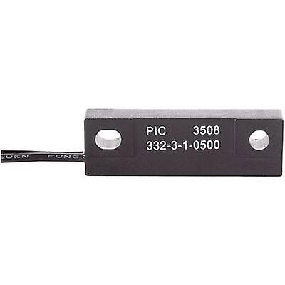 PIC MS-332-6 Reed-Sensor MS-332 1 closure 1.5 A 50 W