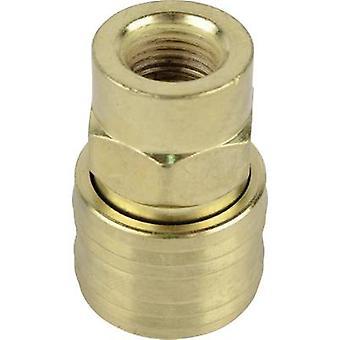 Acoplador neumático 1/4 (6,3 mm) Brüder Mannesmann