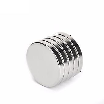 Neodym Magnet 20 x 3 mm Scheibe N35 - 10 Stück