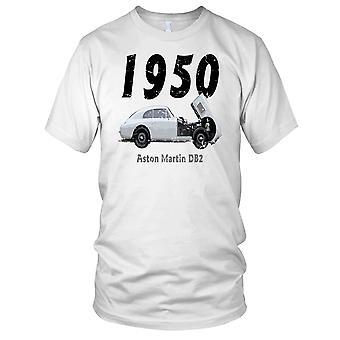 Aston Martin DB2 klassiske bilen damer T skjorte