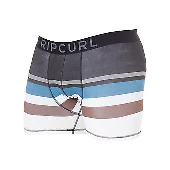 Rip Curl strisce nere Boxer Shorts