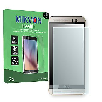 HTC One M9+ Supreme Camera Edition Screen Protector - Mikvon Health (Retail Package with accessories)