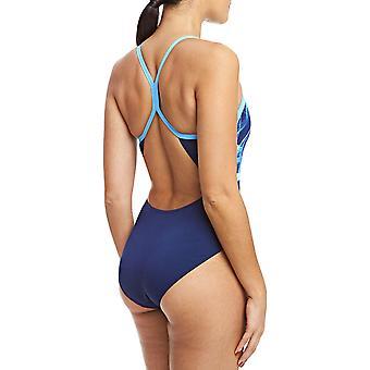 Zoggs Womens Tempo Sprintback een stuk badpak zwemmen zwemkleding
