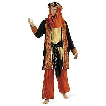 2a0facbb7cd6e Męskie Resha Caldera kostium kostium męskie Szejka arabskiego Beduinów  Aladin