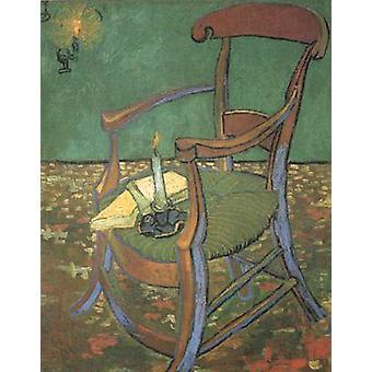 كرسي بول غوغان، فنسنت فإن جوخ، 50x40cm