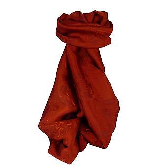 Вьетнамский Шелковый шарф реверсивные Хой Ан Вунгтау Ruby, пашмины & шелка