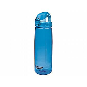Nalgene OTF 24oz Bottle with Blue Cap (Glacial Blue)