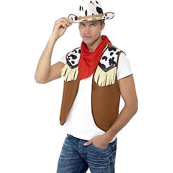 Instant Kit Wild West, en størrelse