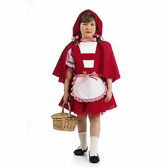 Little Red Riding Hood girls costume fairy child costume