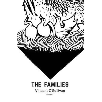 The Families by Vincent O'Sullivan - 9780864739193 Book