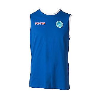 Top ti WAKO ærmeløs T-Shirt blå