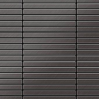 Metallmosaik Titan ALLOY Linear-Ti-SB