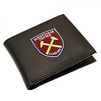 West Ham United FC Embroidered Wallet