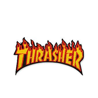 Thrasher Flame Flame Patch