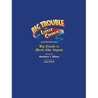 Big Trouble i lilla Kina illustrerad roman - Big Trouble i lilla