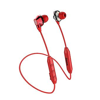 Wireless Baseus Encok S10 Bluetooth Headset-Red