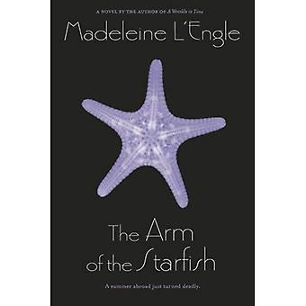 Le bras de l'étoile de mer