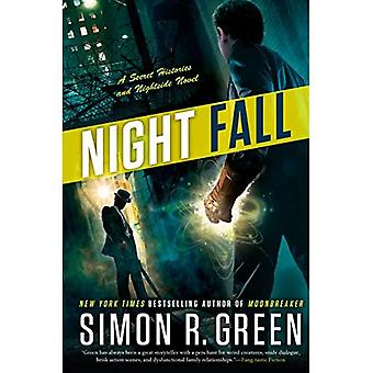 Night Fall (Secret Histories)