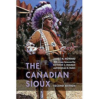 Den canadiske Sioux, anden udgave (undersøgelser i antropologi af North Ame)