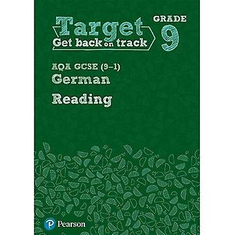 Target Grade 9 Reading AQA GCSE (9-1) German Workbook