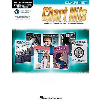 Instrumental spela-Along Chart Hits: klarinett