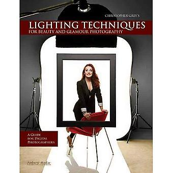 Christopher Grey's Lighting Techniques for Beauty and Glamour Photography