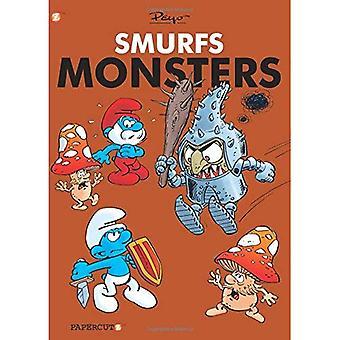 Les monstres de Schtroumpfs (Schtroumpfs Graphic Novels)