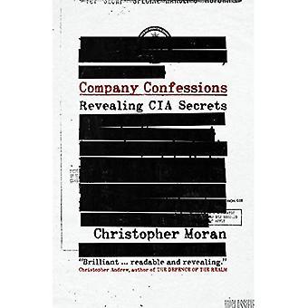 Företaget bekännelser: Avslöjar CIA hemligheter