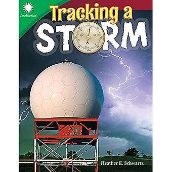 Tracking a Storm (Grade 4)� (Smithsonian Content and Literacy Readers: Steam)