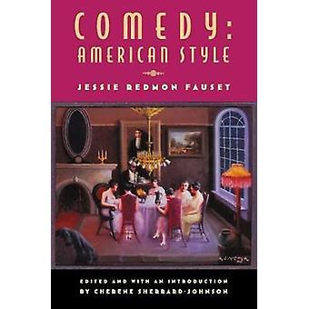 Comédia estilo americano Jessie Redmon Fauset por SherrardJohnson & Mauricio