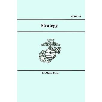 US Marine Corps strategi MCDP 11 av U. S. Marine Corps