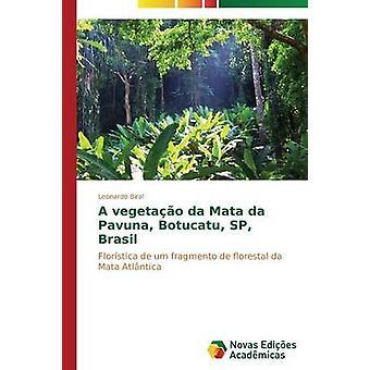 A vegetao da Mata da Pavuna Botucatu SP Brasil by Biral Leonardo