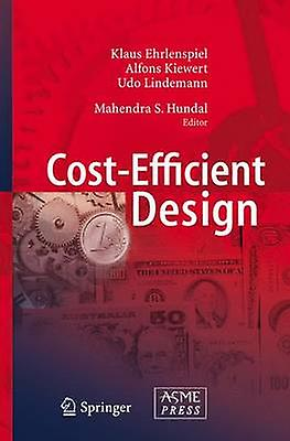 CostEfficient Design by Hundal & Mahendra S.