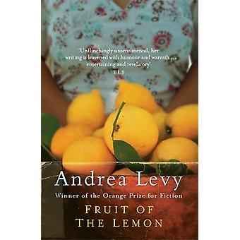 Fruit of the Lemon by Andrea Levy - 9780747261148 Book